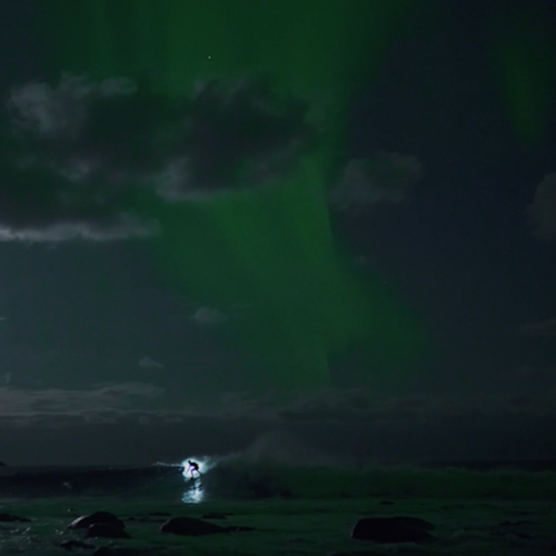 Mick Fanning - Northern Lights Surf